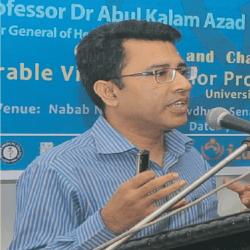 Dr Md Salimullah (MSc, MPhil, PhD)